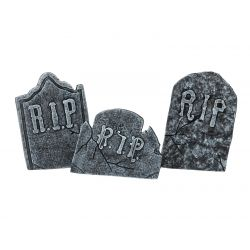 EUROPALMS Halloween Tombstone Set