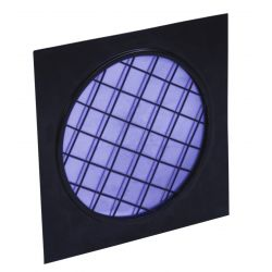 Blue dichroic filter black frame PAR-56