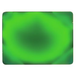 Green dichroic filter  258x185x3mm clear