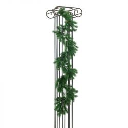EUROPALMS Fir garland, artificial, 180cm