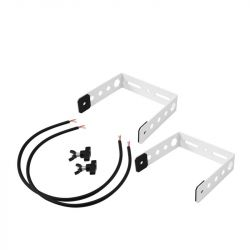 OMNITRONIC BOB-4 Extension Bracket white 2x