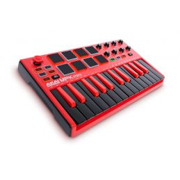AKAI MPK MINI MK2 Red -...