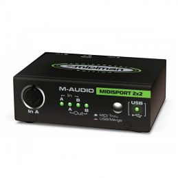 M-AUDIO MIDISPORT 2x2 -...