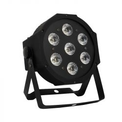 LIGHT GO! FLAT PAR 5in1 7x12W RGBWA