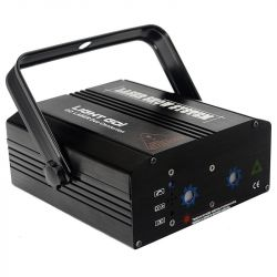 LIGHT GO! LASER DUO CENTURION 250 mW RGB