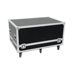 ROADINGER Flightcase 2x CLA-212