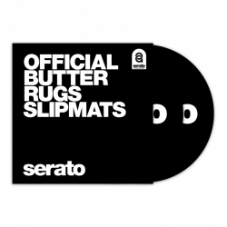 SERATO Slipmata Butter Rugs do skreczu (para)