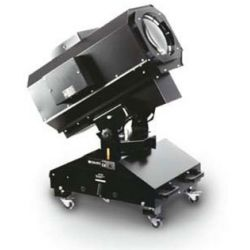 Sky projector Griven Sky-Rose 2500HMI MK2 multiray projector, DMX512