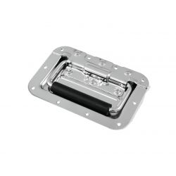 Hinged case handle (SIMMONS), zinc