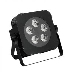 LIGHT GO! SLIM PAR PRO 6in1 5x18W RGBWAUV