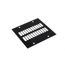 OMNITRONIC Module 2U for ventilation 88x88mm