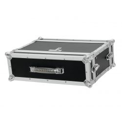 ROADINGER Effect rack CO DD, 3U, 24cm deep, black