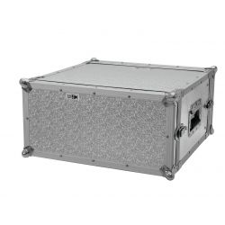 ROADINGER Effect rack CO DD, 5U, 40cm deep, silver