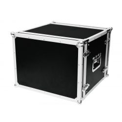 Case Effect-rack CO DD, D:25cm, 8HE, black