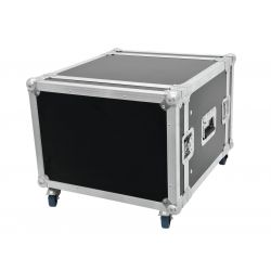 ROADINGER Rack Profi 8U 45cm with wheels