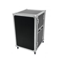 ROADINGER Rack Profi 10U 45cm with wheels