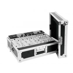 ROADINGER Mixer case Pro MCV-19, variable, bk 8U