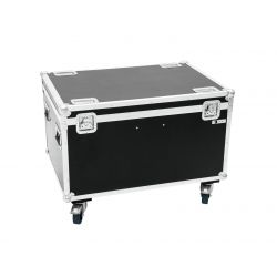 ROADINGER Flightcase 4x TMH-X12 with wheels