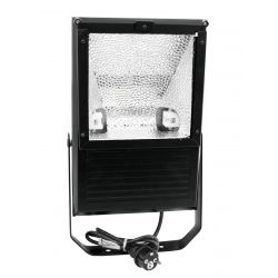 EUROLITE Outdoor spot 150W WFL black A
