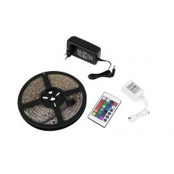EUROLITE LED IP Strip Set 150 5m RGB 12V