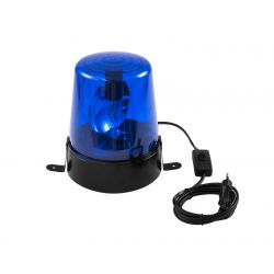 EUROLITE Police Light DE-1 blue