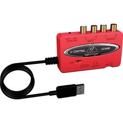 BEHRINGER UCA222 interfejs USB