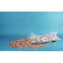 ACCESSORY Confetti, multicolor, 7mm 10kg