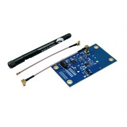FUTURELIGHT WDR-G4 wireless DMX receiver PCB