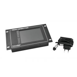 Futurelight RDM Director Touch Screen Kontroler RDM