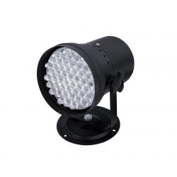 EUROLITE LED T-36 RGB spot,black, 10mm