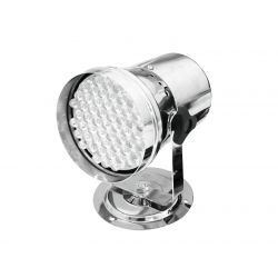 EUROLITE LED T-36 RGB spot, alu, 10mm