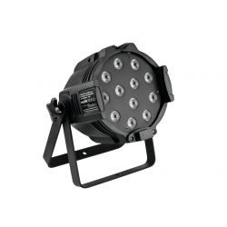 EUROLITE LED ML-56 HCL 12x10W floor bk