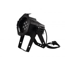 EUROLITE LED ML-30 UV 7x1W 12° RC