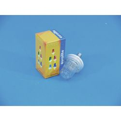 EUROLITE Strobe with E-14 base, clear