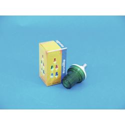 EUROLITE Strobe with E-14 base, green
