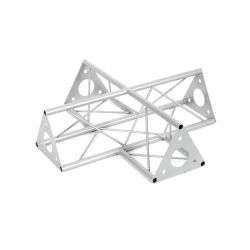 DECOTRUSS crossing 4-way SAC 41 silver