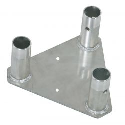 TRISYSTEM wall-mounting plate TWP