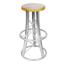 ALUTRUSS bar-stool, 3 feet