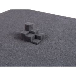 ROADINGER Foam material for 376x376x100mm